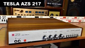 Tesla AZS 217 TEXT