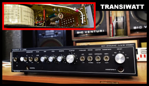 Transiwatt 140 Studio Youtube 11