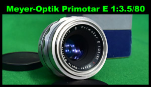 Meyer Optik PrimotaraE