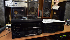 PIONEER PL-223 PIONEER A-223, PD-4100, F-223, CT-W300 (176799-176803)