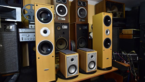 Speakers Clatronic a Denon