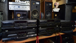 Technics cassette deck RS-TR474, RS-TR232, RS-TR373, RS-TR373 Mark II, SL-PG480A, SL-PG490