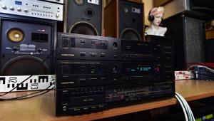 Videoton RA 6386-S stereo receiver (176833) Videoton RT 7300 S stereo tuner (176834,176835)