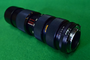 Vivitar IMAGE Super Coated 85-205mm 1:3.8 for Nikon (176848)