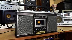 PIONEER SK-7 Boombox Ghettoblaster Radio Cassette Recorder (176961)