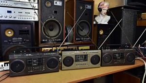 RFT SKR 700 FM Stereo Radio Cassette Recorder VEB Kombinat Stern Radio Berlin
