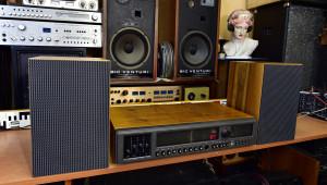 Tesla 816A stereo receiver (176927) Tesla ARS 824 reprosoustavy unikátní vzhled (176928)