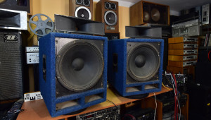 DIY Bass Reflex Subwoofer Box Reproduktor EMINENCE KAPPA PRO-15LF, B&C 15PS40-8 (177039)