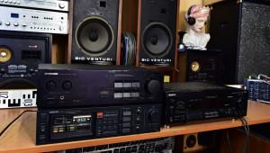 ONKYO TX-200 Tuner Amplifier PIONEER A-331 Amplifier SONY STR-DE 315 AV Receiver (177012-014) zesilovače k servisu