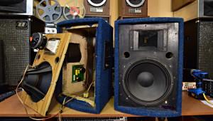 DIY Bass Reflex Speaker Boxes Selenium D220TI Titanium Horn Driver, Mid Bass Speaker B&C 12HPL76-8 (177041)