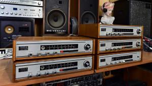 Tesla 632A stereo receiver