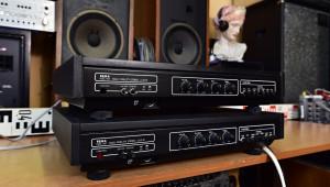 Tesla NZC 431 stereo zesilovač (177024, 177025)