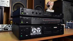 BRAUN A 501 zesilovač (177002) BRAUN TS 501 tuner (177003) BRAUN C 301 magnetofon (177004)