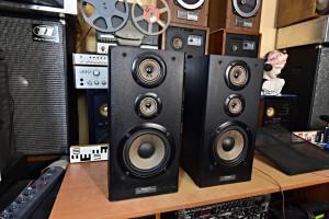 Pioneer CS-301 made in France - reprosoustavy vzhledové vady - slušný zvuk (177088)
