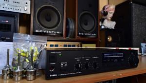 Tesla AZS 223 stereo zesilovač - unikátní stav (177083)