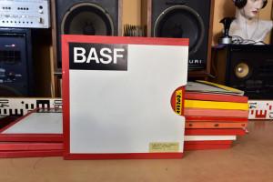 Profesionální magnetofonové pásky - staré pro sběratele - BASF, AGFA (177207-177218)