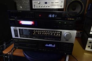 PIONEER DT-555 Audio Digital Timer - výroba Japonsko (177203)