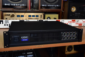 QSC CX 168 8-Channel Professional Amplifier (177131)