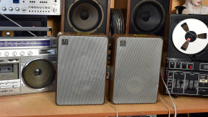 GRUNDIG HiFi-Box 313 Compact - Flachbox (177232)