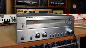 TELEFUNKEN HA 750M stereo zesilovač - W.Germany 1982 (177239)