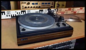 Dual 1224 - CS 14 gramofon (177294) - cena 999,- CZK