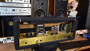 DIY Replica - Fender Bandmaster VM Tube Amplifier - Elektronkový zesilovač individuální stavba