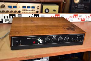 Tesla AZS 100L stereo zesilovač k servisu (177299)