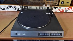 RFT LT-CS 01 Tangential Plattenspieler Turntable Gramofon (177370)