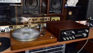 DIY Gramofon (177431) DIY Stereo Zesilovač (177432)