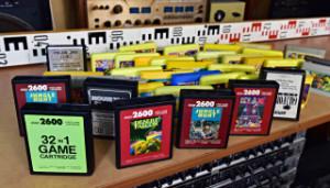 ATARI Video Game Cartridge - ATARI Computer Games - Game Star (177489-177526)