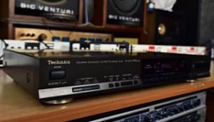 Technics st-g470L stereo tuner