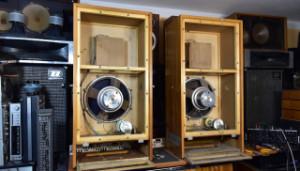 Reprosoustavy Tesla ARS 641 - rozhlasové monitory R12 (177556)