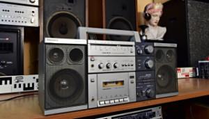 ASAHI FAIRMATE RD-830R Radio Cassette Recorder Boombox Ghettoblaster (177562)