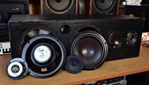 Acustique Quality AQ 310 - reprosoustava - ozvučnice a výhybka (177623)