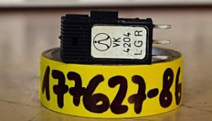 Tesla VK 4204 (177627) Tesla VK 4302 (177321) krystalová přenoska vložka