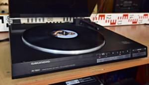 GRUNDIG PS 7550 Linear Tracking Full Automatic Gramofon (177718)