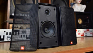JBL ESC 200 Satellite Speakers from the Surround Processor Amplifier - satelitní reprosoustavy (177769, 177770)