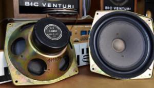 RFT L 2901 Tieftonlautsprecher VEB ELEKTROAKUSTIK LEIPZIG KOMBINAT STERN RADIO BERLIN - Bass Speaker (177794)