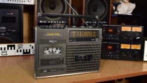 JVC (NIVICO) 9408LS Radio Cassette Recorder Radiomagnetofon Japonsko (177846)