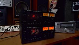 UNITRA ZRK M 8011 MAGNETOFON STEREO - Cassette Deck - Kazetový Magnetofon (177847, 177848)
