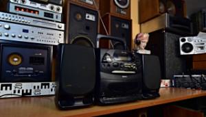 PHILIPS MAGNAVOX AZ 2808 CD radiomagnetofon (177866)