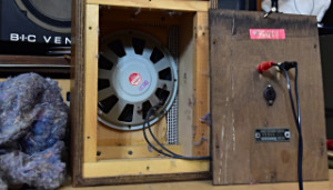 Tesla ARS 713 - Reproduktor Tesla ARZ 572 - Breitbandlautsprecher Fullrange Speaker (177861)
