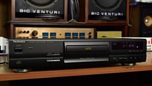 TECHNICS SL-PG390 CD PLAYER Compact Disc Player Germany (176967)