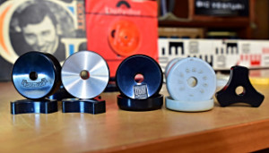 Vintage 45rpm adapter - SP record - SONY - Dual - Polygor - SUPRAPHON -TESLA