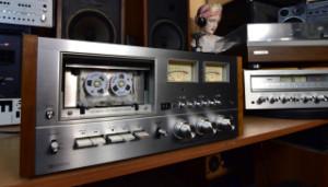 PIONEER CT-F9191 Tape Deck - Kazetový Magnetofon (177960)