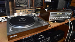 PIONEER PL-117D Turntable Plattenspieler Gramofon (177961)