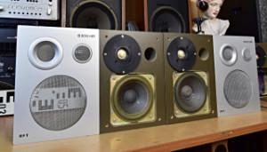 RFT B 3010 HIFI Lautsprecherbox - Reprosoustavy (177945)