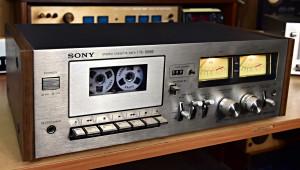 SONY TC-199SD Cassette Deck Kazetový Magnetofon (177970)