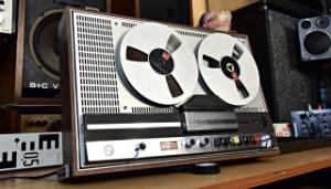 LOEWE OPTA OPTACORD 465 - 17020 kotoučový - cívkový magnetofon (178012)