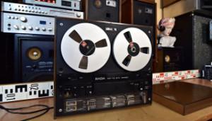 SABA HIFI-TG 674 STEREO Tonbandgerät - Kotoučový magnetofon (178025)